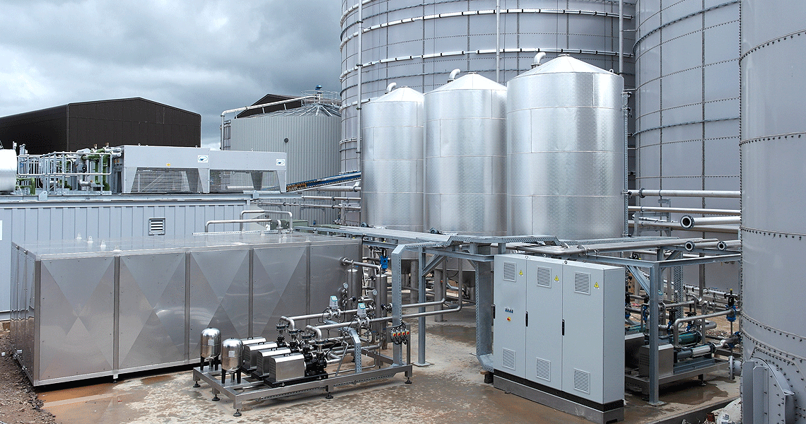HRS Thermally Efficient Pasteurisation System
