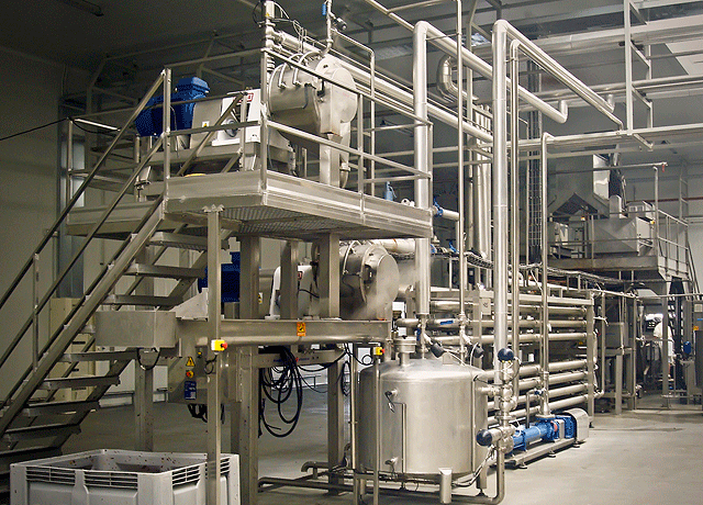 HRS Food Processing Systems