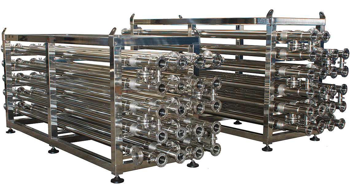 HRS Annular Space Heat Exchangers - Unilever UK