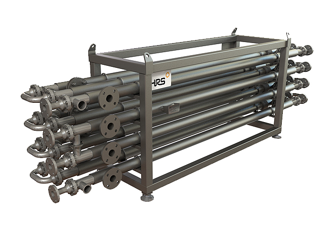 _HRS Annular Space Heat Exchangers