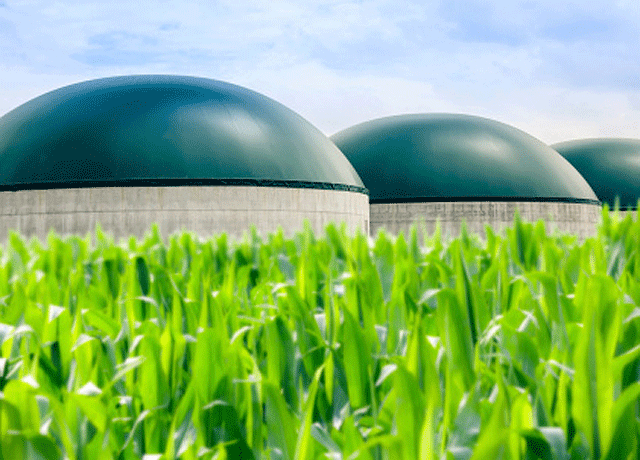 HRS Biogas Applications
