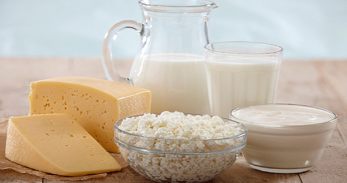 Cheese, Milk and Cream - HRS Dairy Applications