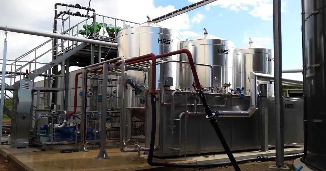 _HRS Digestate Pasteurisation System (DPS) - Agri-Gen UK