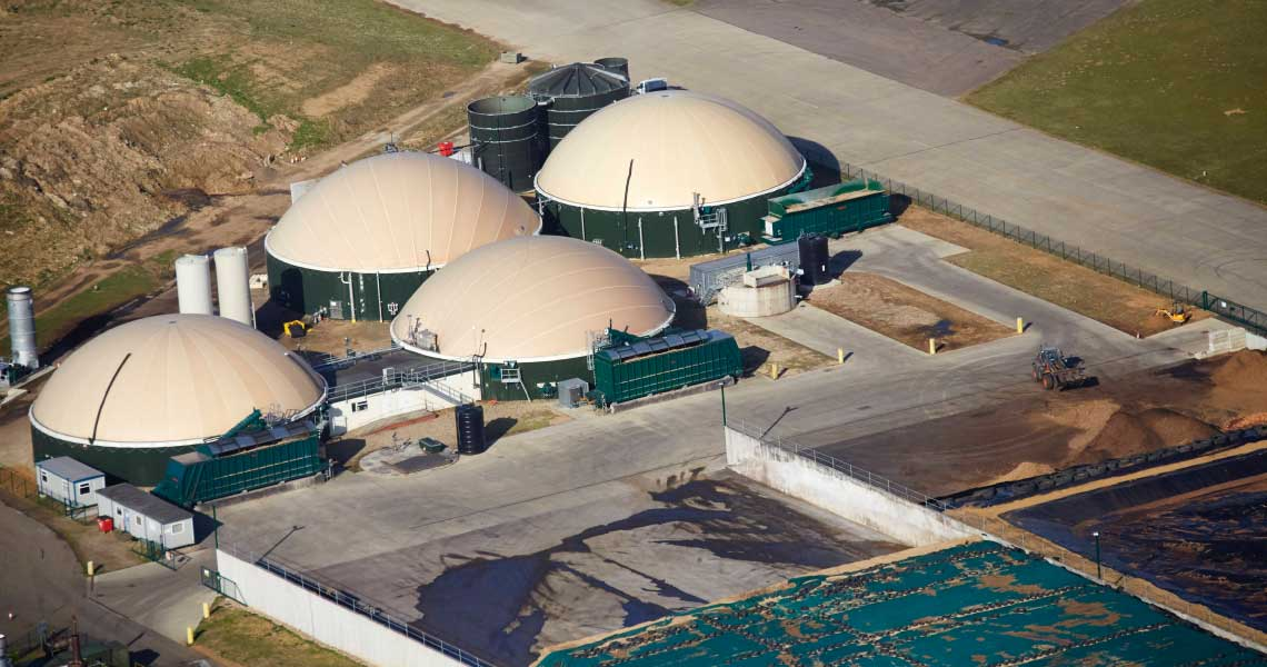Anaerobic Digestion plant - HRS