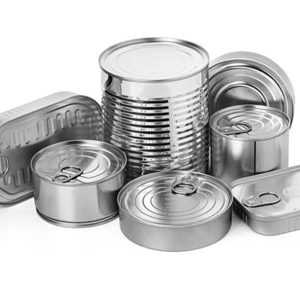 HRS Types of Packaging for Food and Beverage Industry