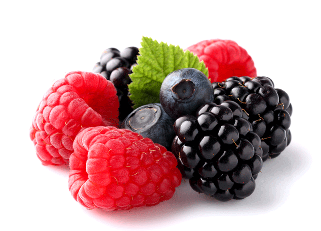 Berries - HRS Fruit Applications