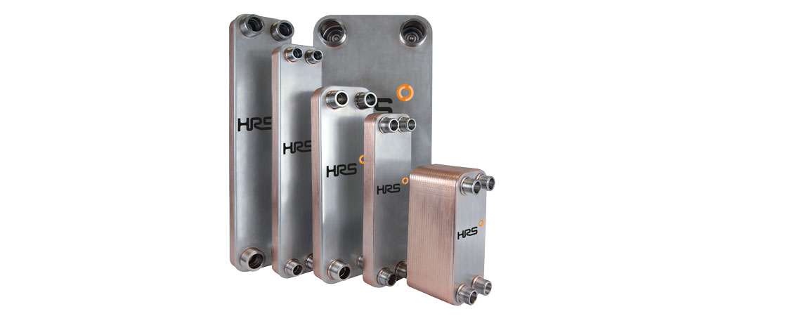HRS Heat Exchangers - Plate Brazed Heat Exchangers
