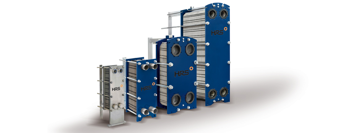 HRS Heat Exchangers - Plate Gasketed Heat Exchangers