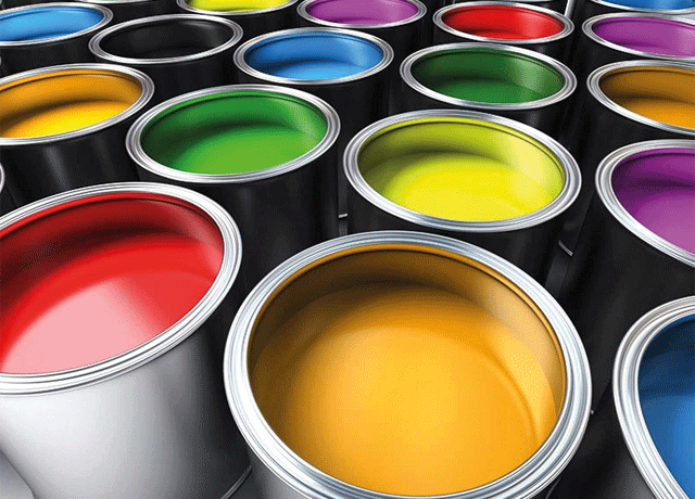 Paint Pots - HRS Petrochemicals