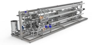 HRS Continuous Pasteuriser System