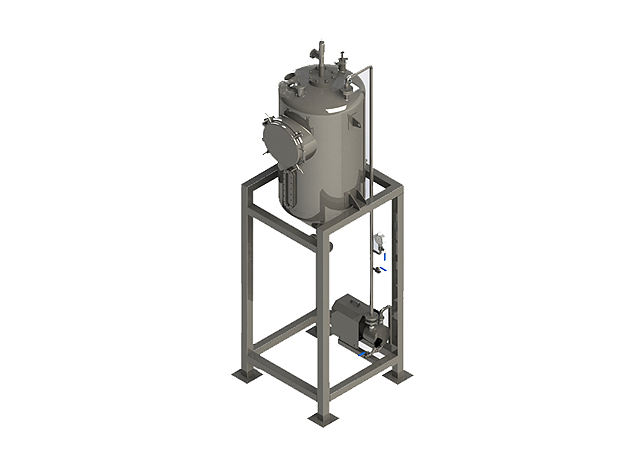 Deaeration System - HRS