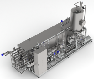 HRS Aseptic Pasteuriser