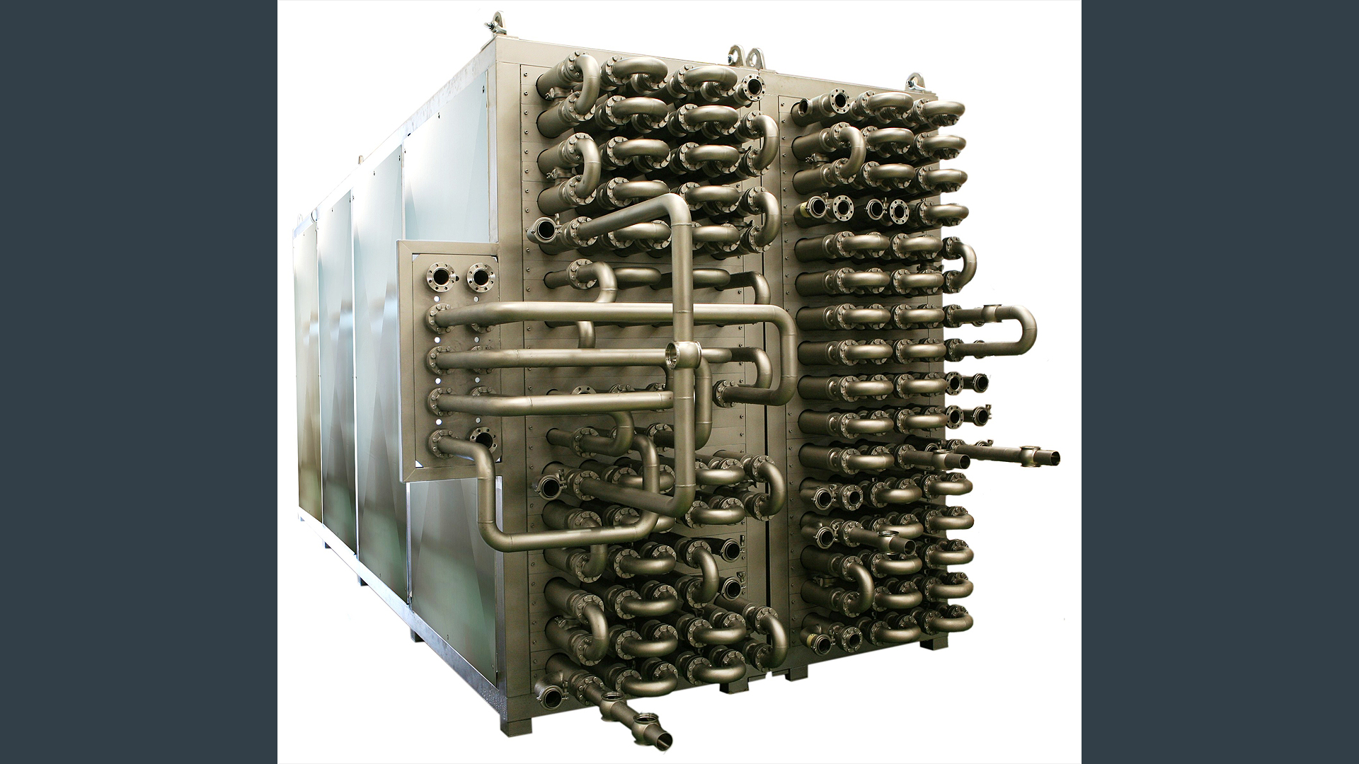 HRS DTA Series - Double Tube Heat Exchanger