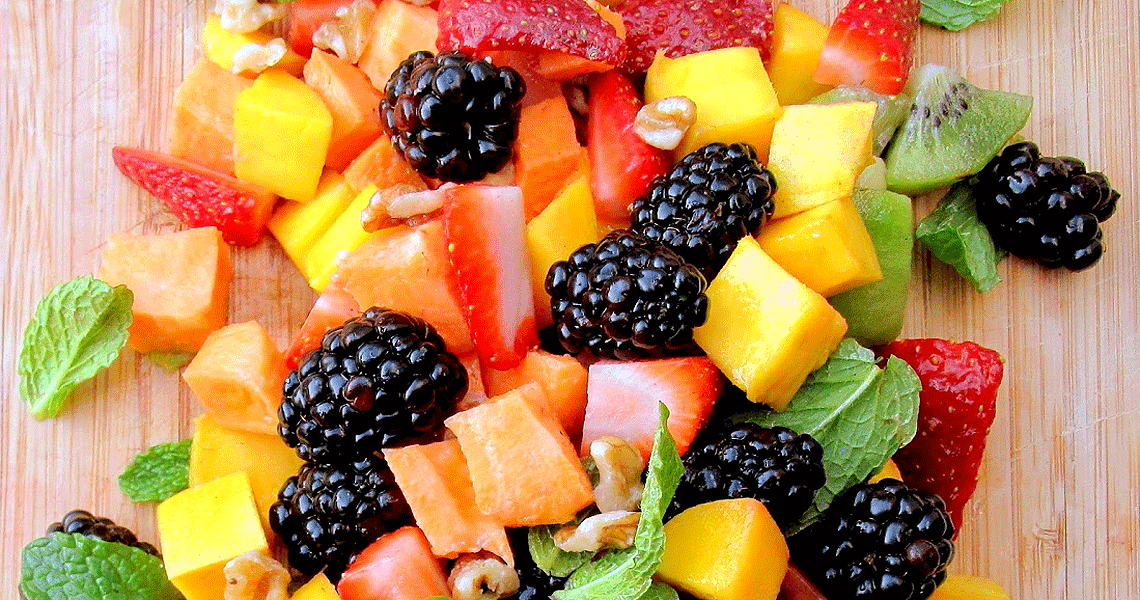Diced Fruit - HRS Food Applications