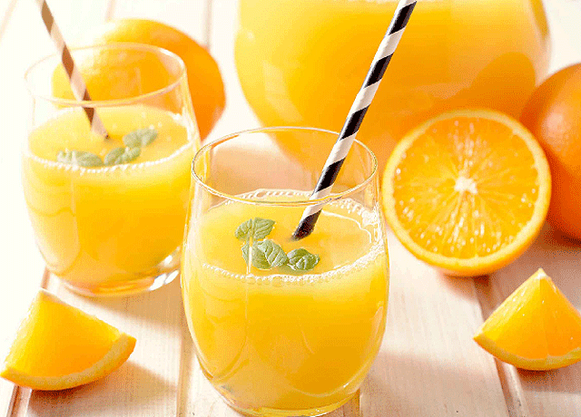 Orange Juice - HRS Fruit Juices