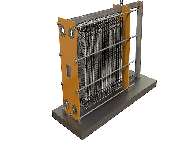 HRS Gasketed Plate Heat Exchangers