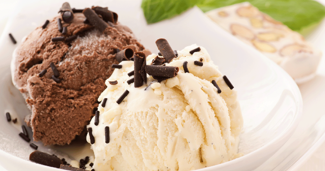Ice Cream - HRS Dairy Applications