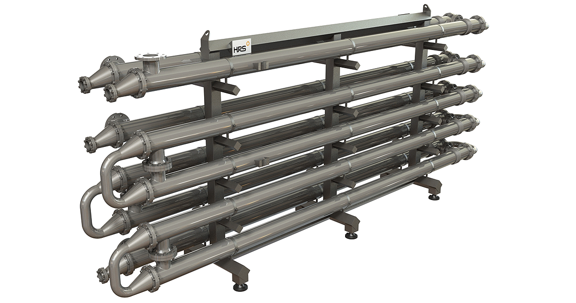 HRS MI Series Heat Exchanger