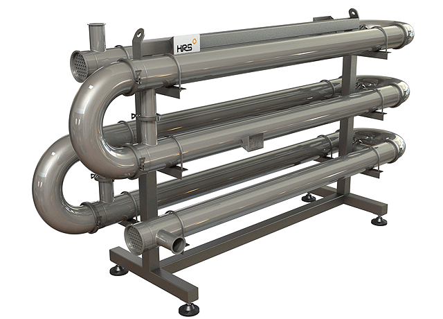 _HRS MR Series Heat Exchanger