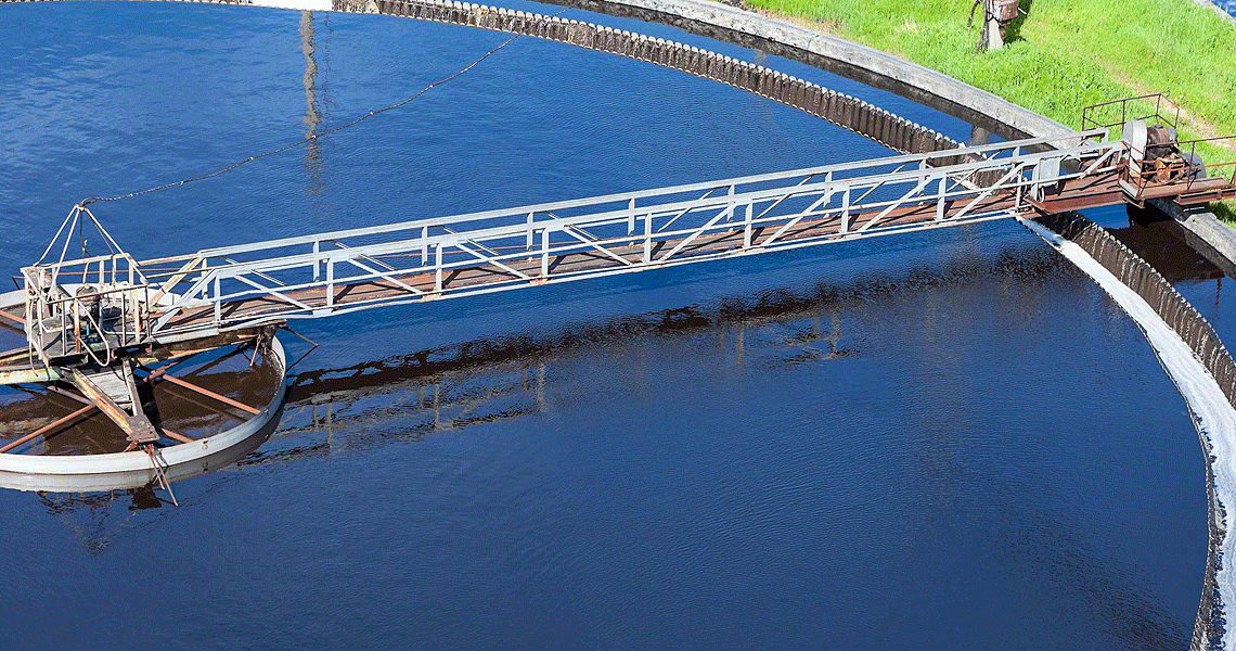 HRS Sewage Treatment Applications