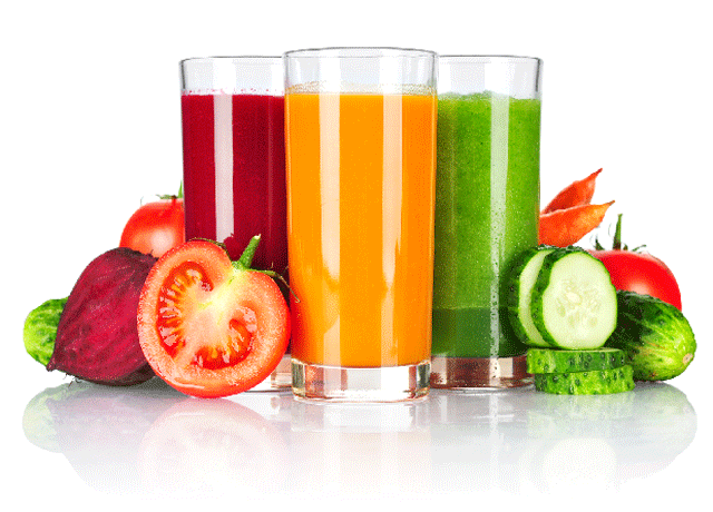 Vegetable Juices - HRS Food Applications
