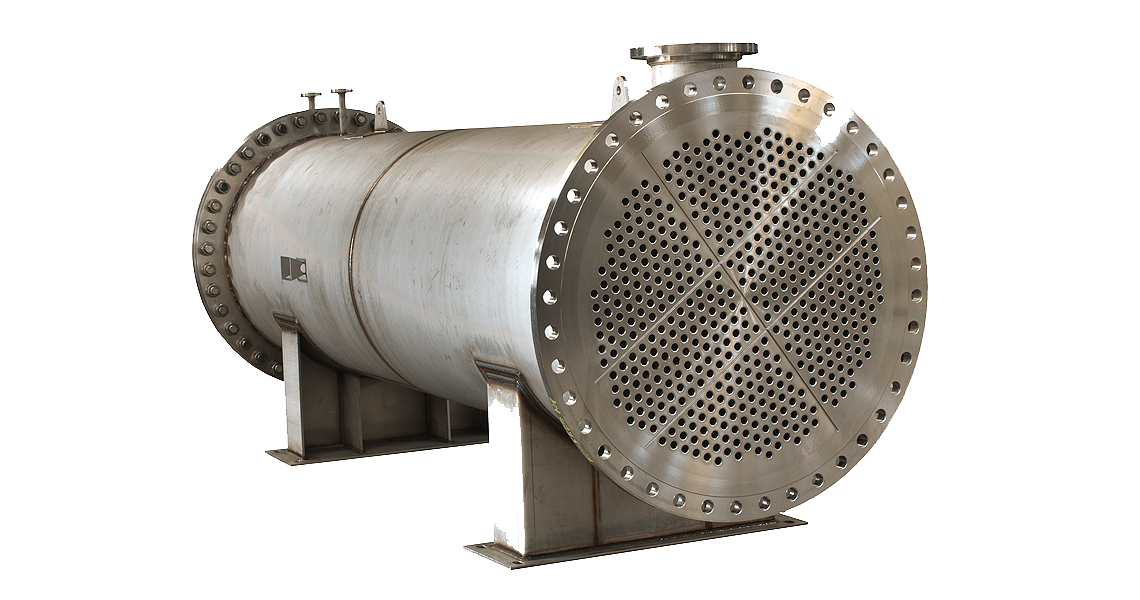 HRS K Series Multi Tube Heat Exchanger