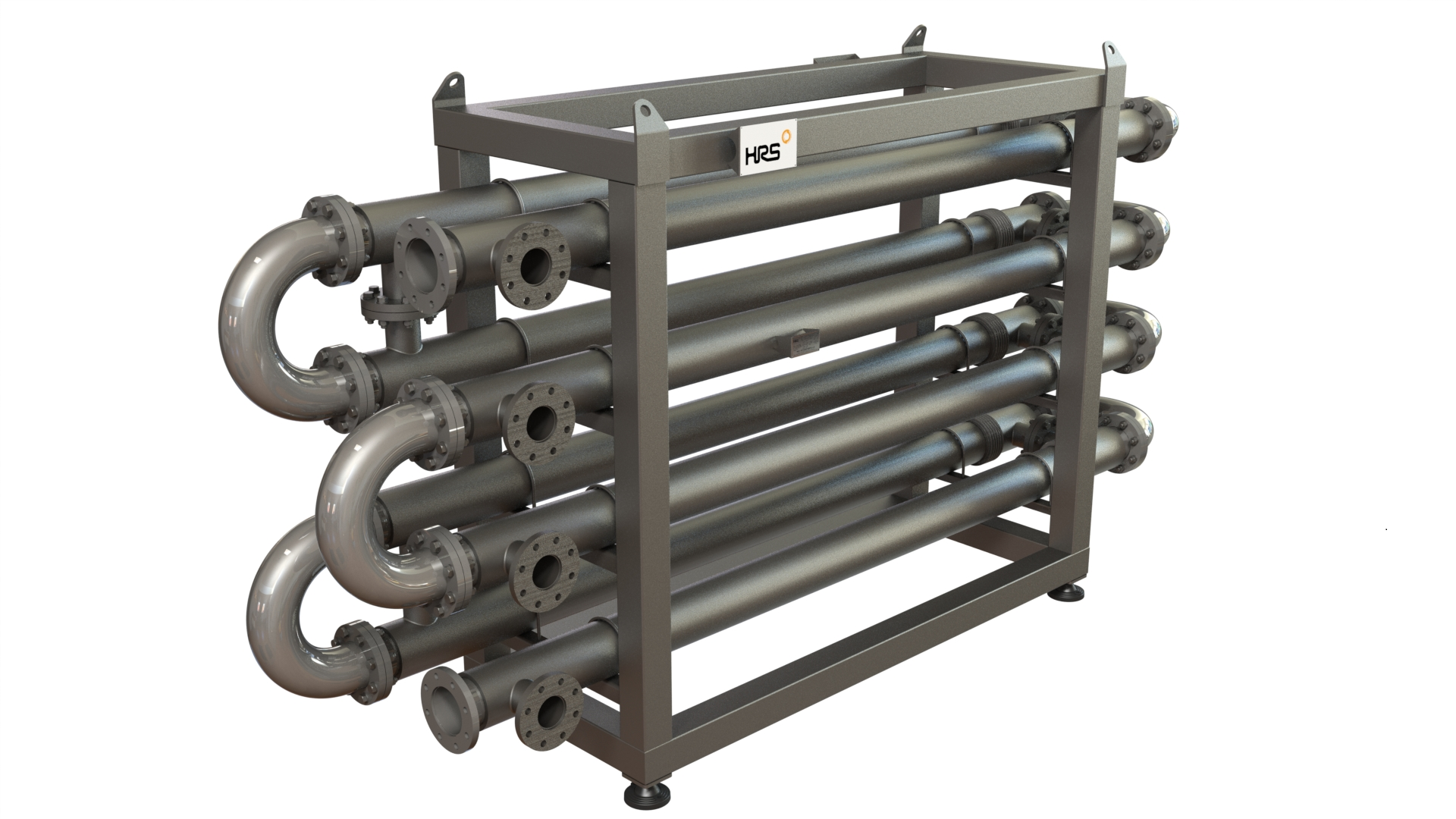 HRS DTI Series Double Tube Heat Exchanger