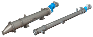 HRS R Series Scraped Surface Heat Exchanger