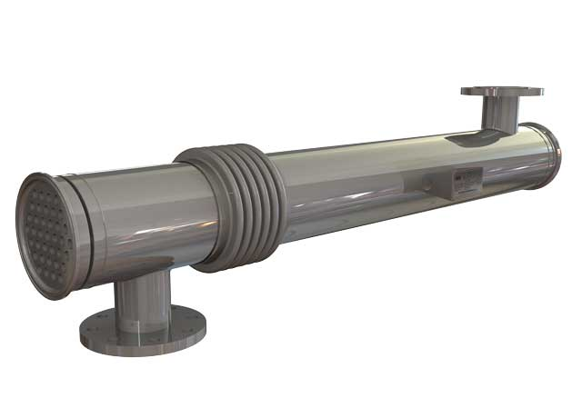 HRS S Series - Double Tubeplate Heat Exchangers