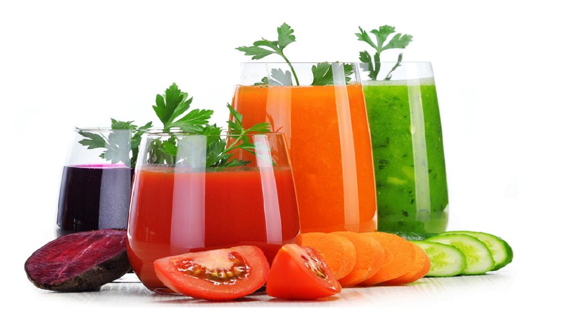 Vegetable Juices - HRS beverages