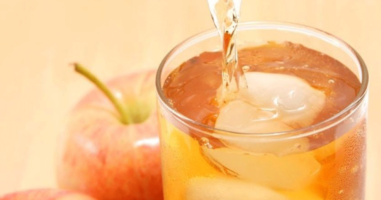 Cloudy & Clear Natural Apple Juice