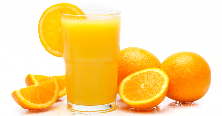 Natural Orange Juice - HRS Application