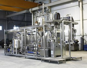 HRS Pasteuriser System - Fourayes