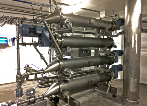 HRS R Series installed - HRS Heat Exchangers