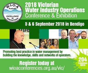 Victorian Water Industry Operations Conference & Exhibition - HRS