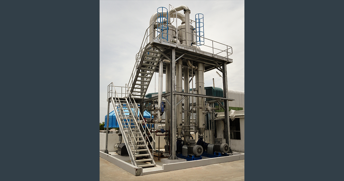 HRS Unicus Series - Mango Evaporation Plant