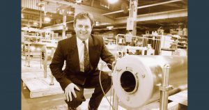 Steven-Pither-founded-Heat-Recovery-Systems-(HRS)-in-1981