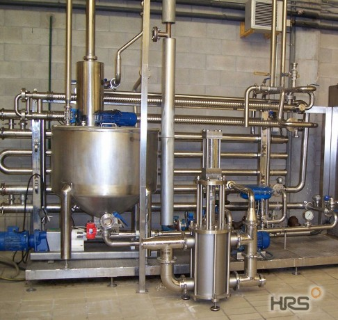 HRS BP Series Piston Pump, Test Plant