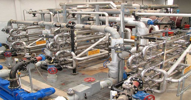HRS DTI Series Double Tube Heat Exchangers