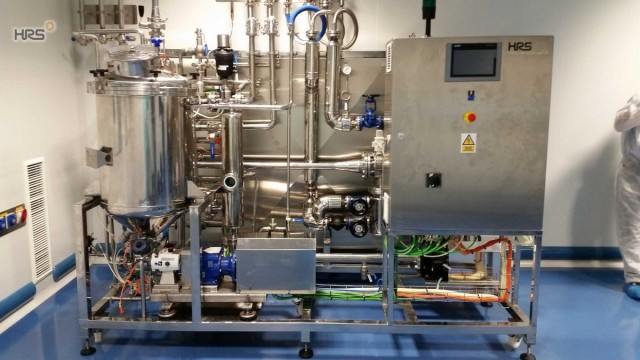 HRS Pharmaceutical Aseptic System, MI Series